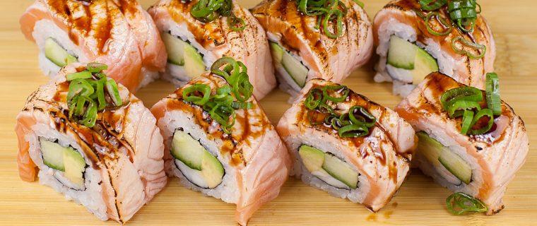 Sushi trifft die japanische Kultur