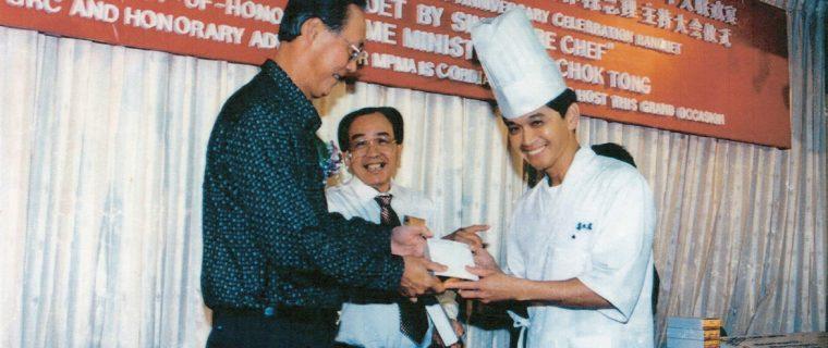 Shima Chefkoch – Sushi Meister – Herr Ong
